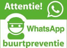 WhatsApp Buurtpreventie Fazantenkamp Maarssenbroek Stichtse Vecht